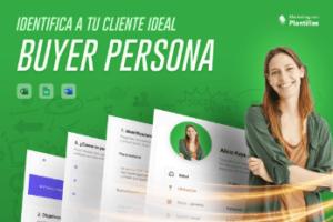 Porta de cliente ideal de plantilla de Buyer Persona